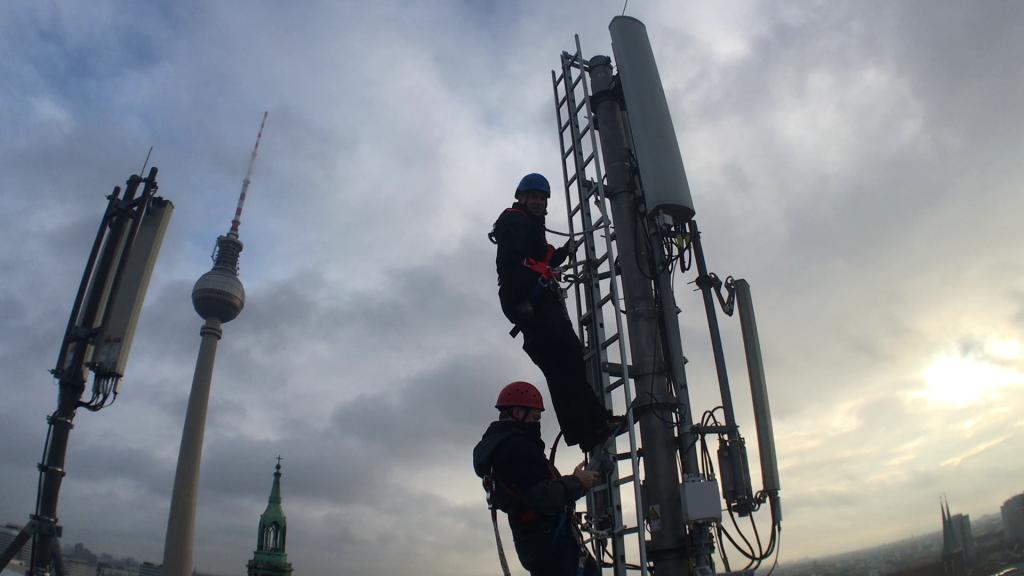 Telekom Mobilfunkantenne